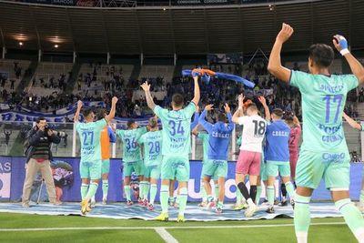 Espínola: del no a la selección a semifinales de Copa Argentina