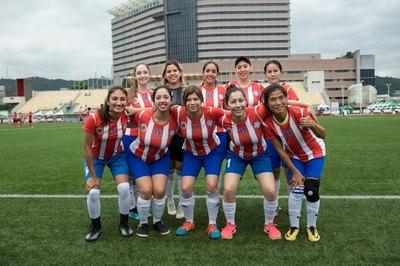 La Copa Mundial Taiwán cuenta con participación paraguaya