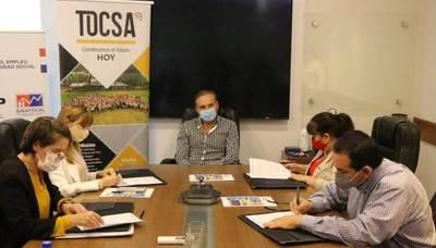 Ministerio de Trabajo y una empresa privada impulsan capacitación y empleo de jóvenes