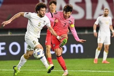 Heung-Min Son salva a Corea sobre la campana