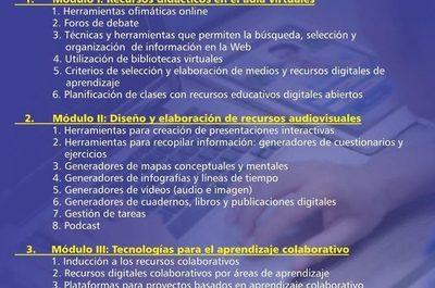 Invitan a participar del Diplomado en Informática Educativa