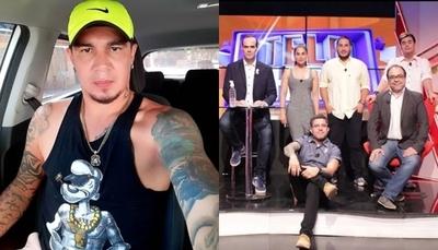 "Marco Lázaga trató de ""mierd*"" a ""TeleShow"""