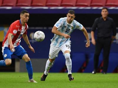 Argentina, el rival contra el que más veces empató Paraguay en Eliminatorias – Prensa 5