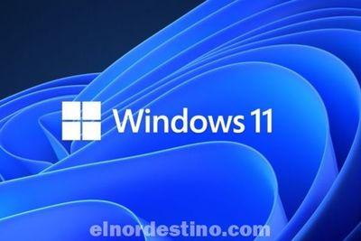 La nueva versión del sistema operativo Windows 11 ya está disponible para descargar desde la página de Microsoft