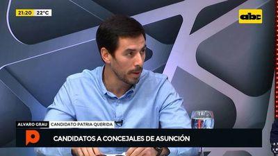 Propuestas de los concejales de Asunción