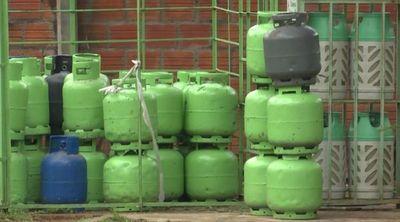 Desde el lunes incrementa el precio del gas: 1.200 por kilo y 600 por litro