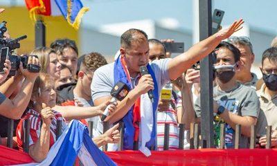 Prieto se esconde de sus dirigentes a días de las elecciones municipales