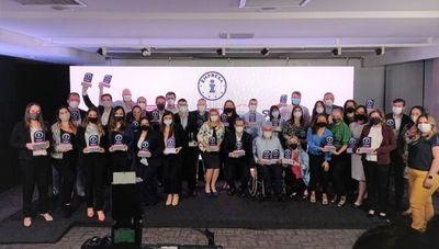 28 empresas comprometidas con la inclusión y la accesibilidad recibieron el sello Empresa i