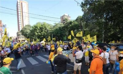 MEC y sindicalistas se reúnen de nuevo este viernes