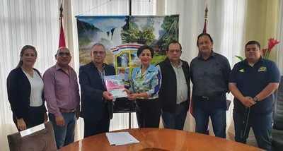 Gobernación aporta G. 50 millones para festival y el aniversario