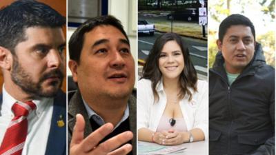 Municipales: ¿Cómo quieren los candidatos que sea Asunción?