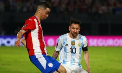 Paraguay empata a la Argentina de Messi y continúa su sueño de ir al mundial