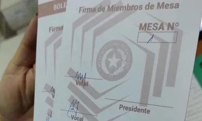 """""""No es mi firma"""": habla una de las vocales que aparece en las papeletas prefirmadas de Villarrica"""