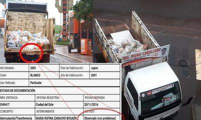 Digno Caballero hace campaña con víveres, chapas y cochones donados por el gobierno – Diario TNPRESS