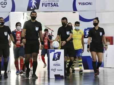 Árbitros para la fecha inicial del Torneo Clausura de la Liga Premium