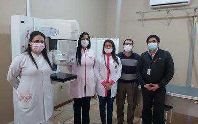 Ponen en funcionamiento mamógrafo del Hospital Distrital de Hernandarias – Diario TNPRESS