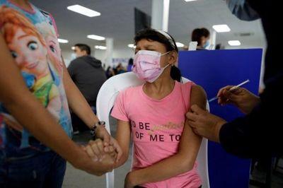 Argentina inmuniza con Sinopharm a los niños de 3 a 11 años