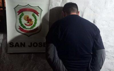 Joven es detenido tras golpear a su esposa, suegros y cuñada – Diario TNPRESS