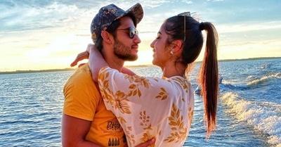 Vita Aranda y Tito Torres celebran 10 años de casados