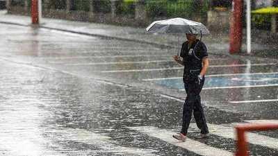 Meteorología anuncia lluvias y tormentas para el fin de semana