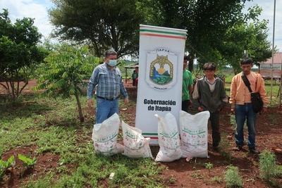 CULMINÓ ENTREGA DE KITS DE GRANOS DE SIEMBRA DE AUTOCONSUMO A COMUNIDADES NATIVAS