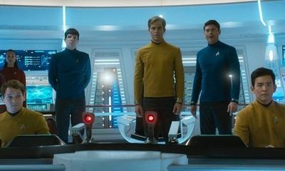 """""""Star Trek"""" aterriza en Telefuturo"""
