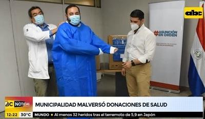 """Revelan que """"Nenecho"""" distribuyó insumos donados por Salud a correligionarios"""
