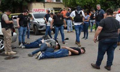 Intentaron asaltar a político liberal en Asunción