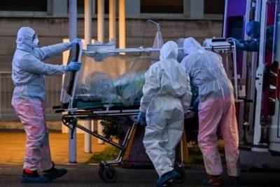 Crece la ola de muertes por coronavirus en Rusia