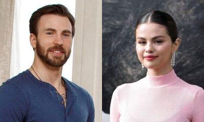 Chris Evans y Selena Gomez estarían saliendo juntos