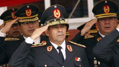 Ratifican condena para ex comandante Francisco Alvarenga