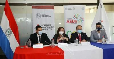 La Nación / SND presentó informe sobre obras de infraestructura deportiva y desarrollo social