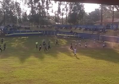 Sportivo golea a Culantrillo