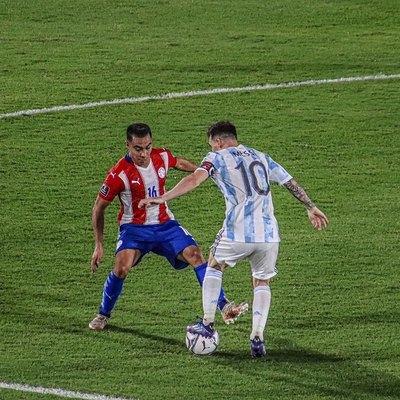 La 'magia del fútbol' le cumple uno de los sueños a 'Pika' Lucena