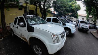 Vehículos estatales en custodia por Elecciones Municipales