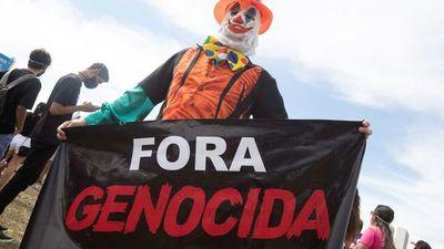 Brasil supera las 600.000 muertes por covid-19