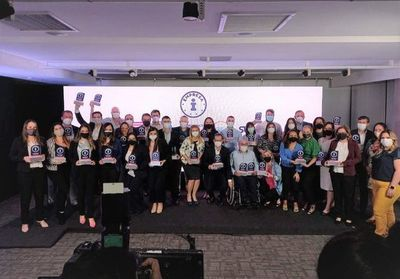 """Fundación Saraki y Red Summa entregaron premios con el sello """"Empresa i"""""""