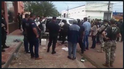 Un nuevo atentado se registró en Pedro Juan, donde sicarios asesinaron a cuatro personas, entre ellas, la hija del gobernador de Amambay