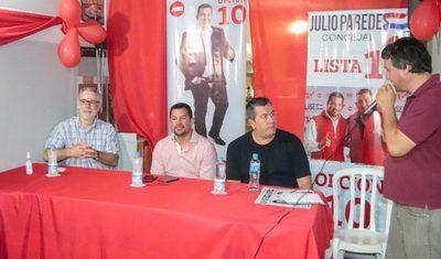 Julio Paredes cuenta con el mejor perfil para ocupar espacio en la Junta Municipal de CDE – Diario TNPRESS