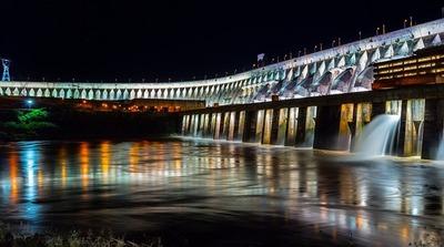 Reabren al público la Iluminación Monumental de la represa de ITAIPU – Diario TNPRESS