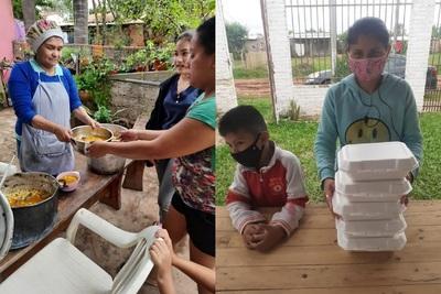 Iglesia cumple rol fundamental en plena pandemia mediante comedores