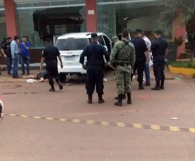 Sicarios ejecutan a cuatro personas, una de las víctimas es la hija del gobernador de Amambay