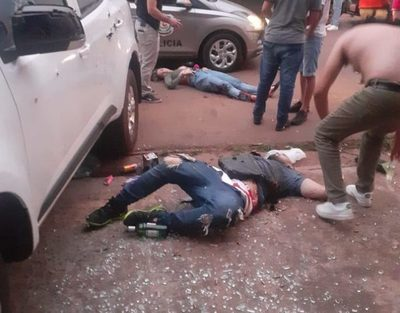 Atentado contra hija de gobernador: Cuatro fueron asesinados