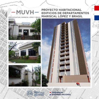 MUVH habilita llamado para el proyecto de departamentos para la clase media