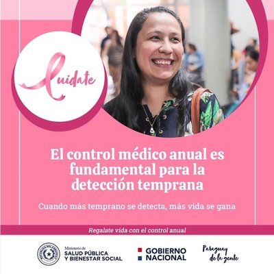 Octubre Rosa: Conozca los lugares donde se realizan mamografía
