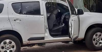 Hija del gobernador de Amambay recibió seis disparos, otras tres personas fallecieron en el atentado