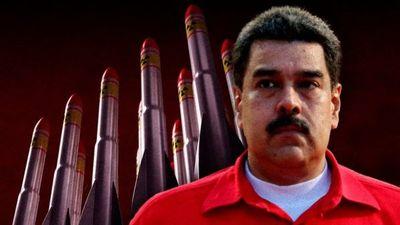 Régimen de Maduro adquirió misiles provenientes de Irán y habría espiado a Duque