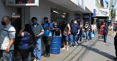 La Nación / Casi 3.000 trabajadores continúan con suspensión de contrato por COVID-19