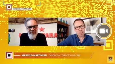 Cine y política: Marcelo Martinessi habla sobre sus obras más emblemáticas