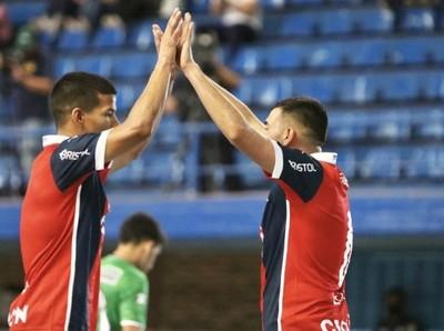 Cerro Porteño se quedó con la victoria